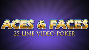 aces and faces 25 lineas