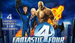 marvel slots fantastic four